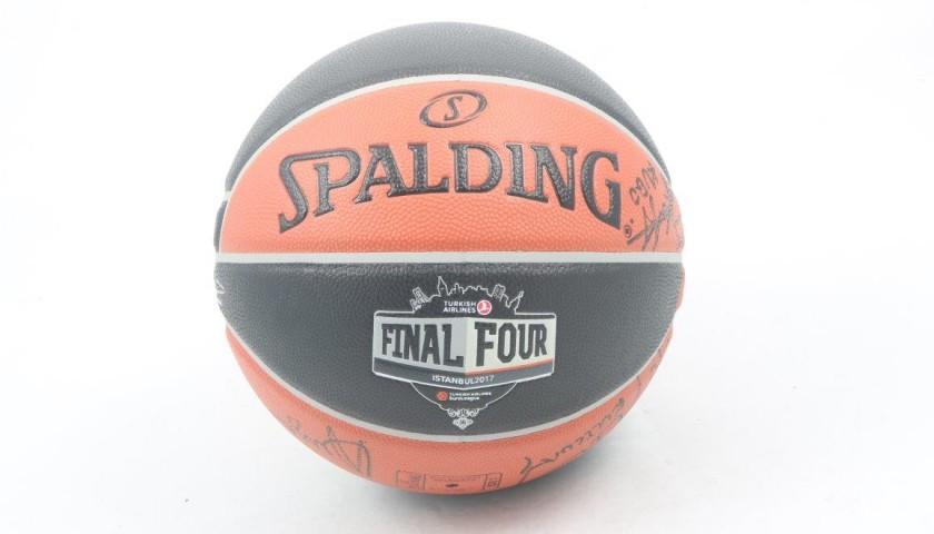 Official 2017 Turkish Airlines EuroLeague Final Four Ball
