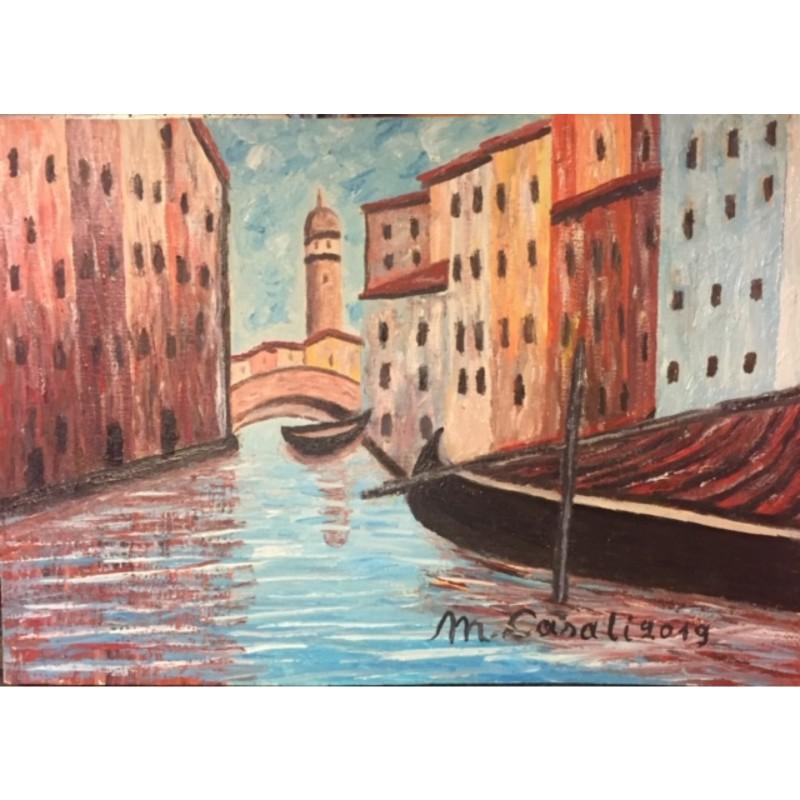 """Venezia le calle"" by Casali Mosè, 2019"