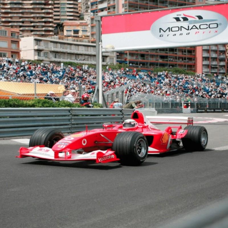 Five-Star Trip to the Monaco Grand Prix