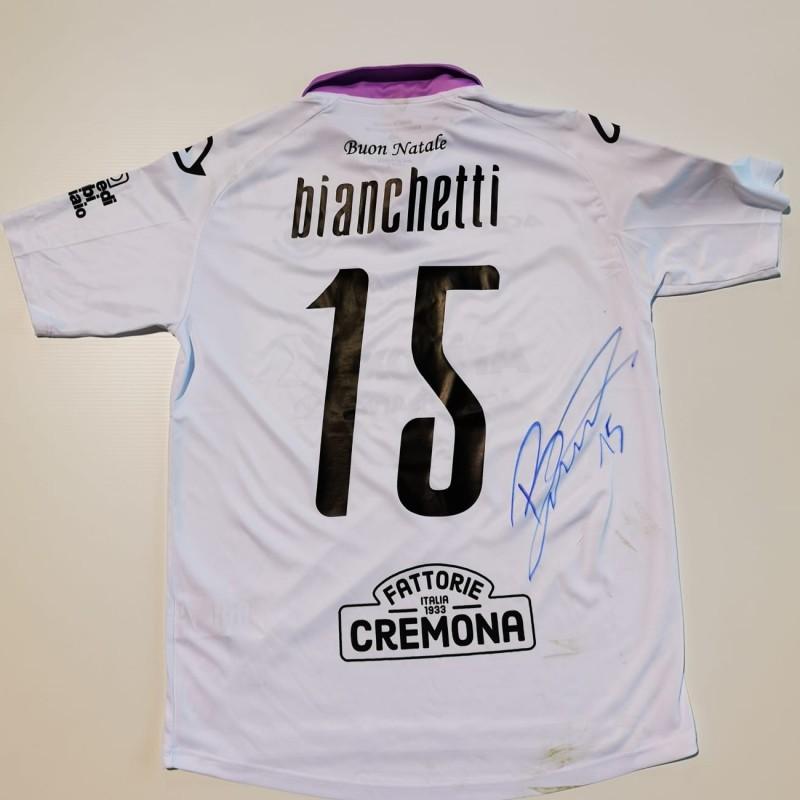 Maglia Gara Bianchetti Cremonese 20/21 - Autografata