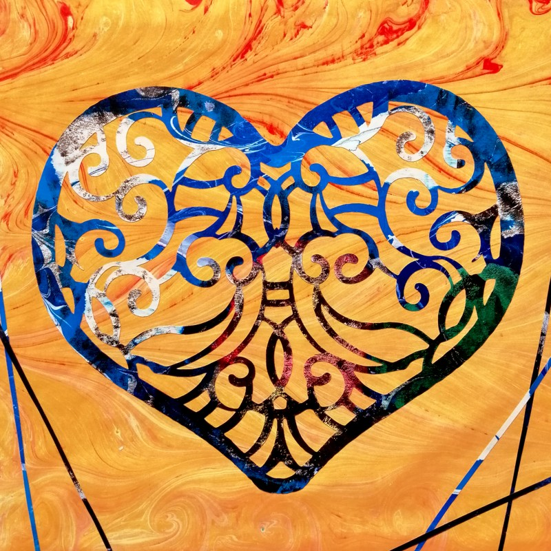 """Just Love"" by Lara Androvandi"