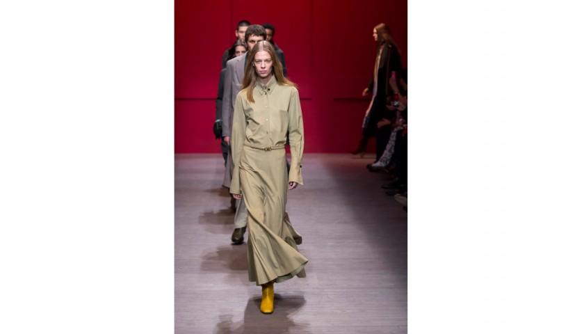 Attend the Salvatore Ferragamo S/S 2019 Fashion Show