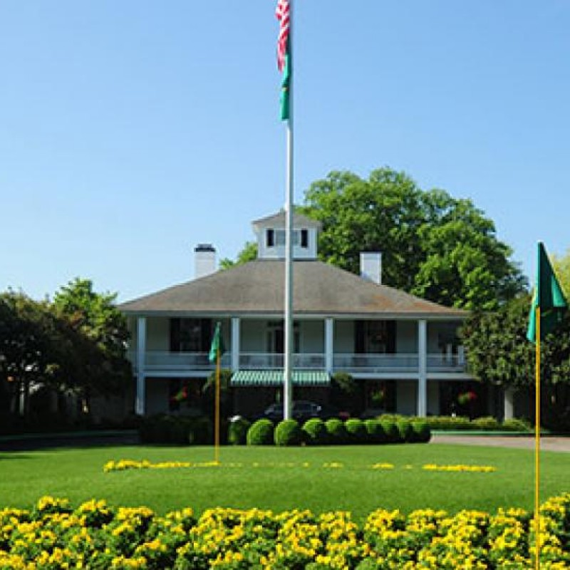 Masters Tournament in Augusta - The Eagle Experience