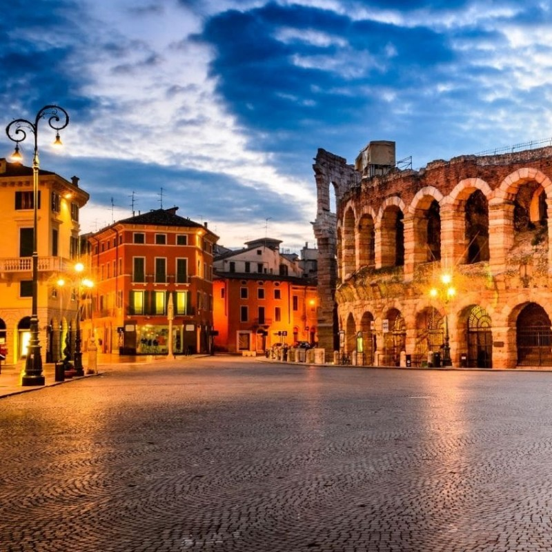 A Wonderful Two-Day Escape to Verona for Two