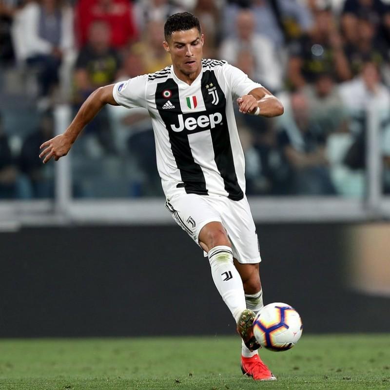 Cristiano Ronaldo's Nike Mercurial CR7 Signed Boots