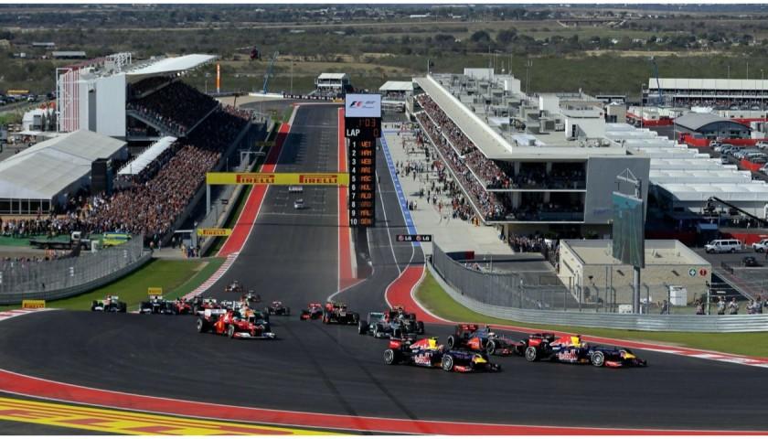 McLaren Formula 1 Package in Austin, Texas