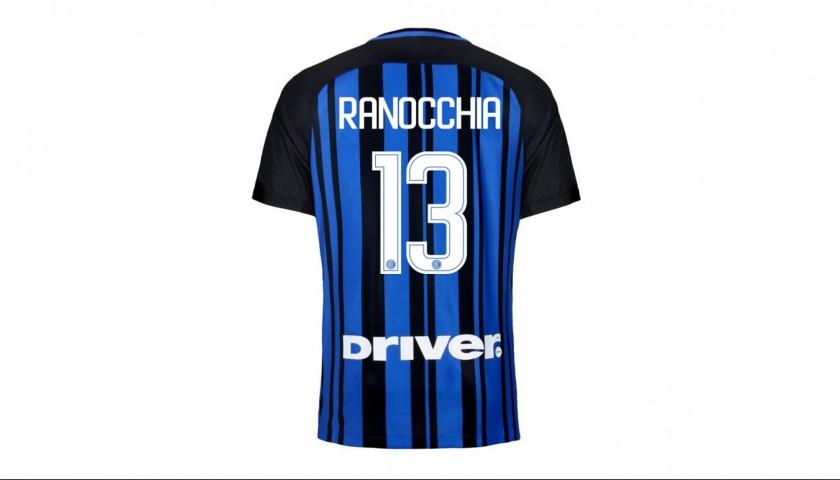 Maglia Home Inter Milan ANDREA RANOCCHIA