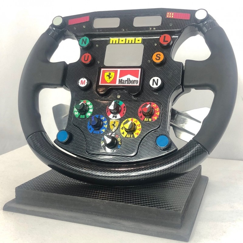 Michael Schumacher F1-2000 Steering Wheel