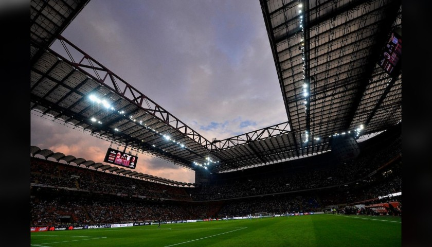 Enjoy the Inter-Juventus Match with VIP Hospitality Food & Wine Experience