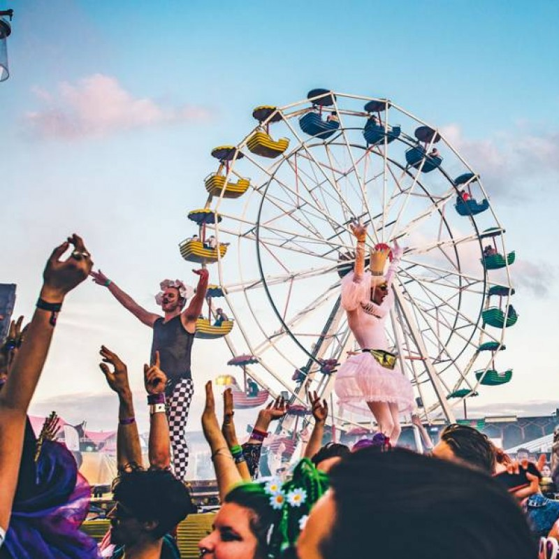 4  Weekender Tickets for Milkshake Festival 2020