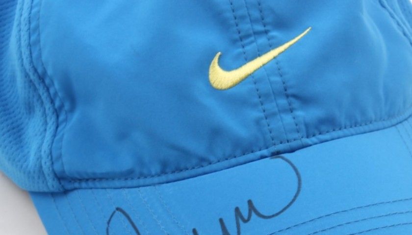 Original Nike hat, signed by Serena Williams #2