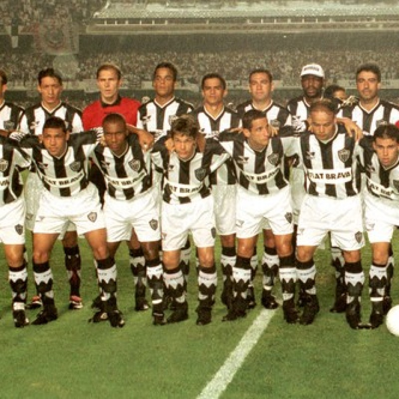Atletico Mineiro N°1 Match Shirt, 2005 Season