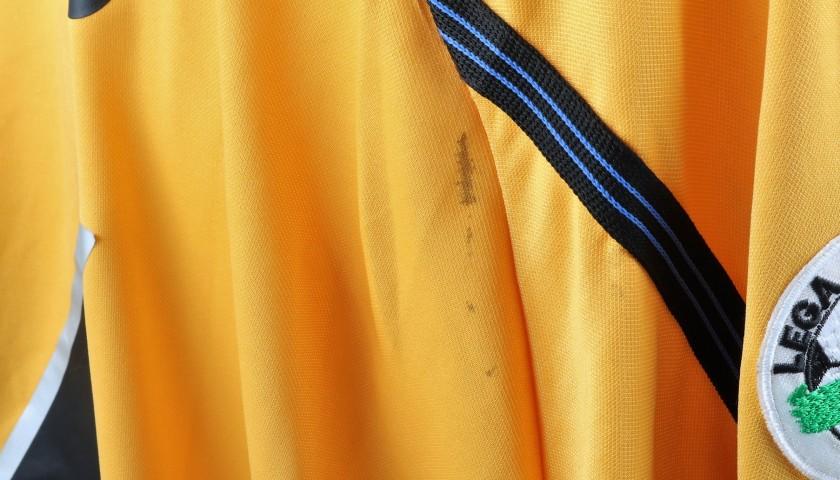 Mutu's Match-Worn Inter Shirt, Coppa Italia 1999/2000
