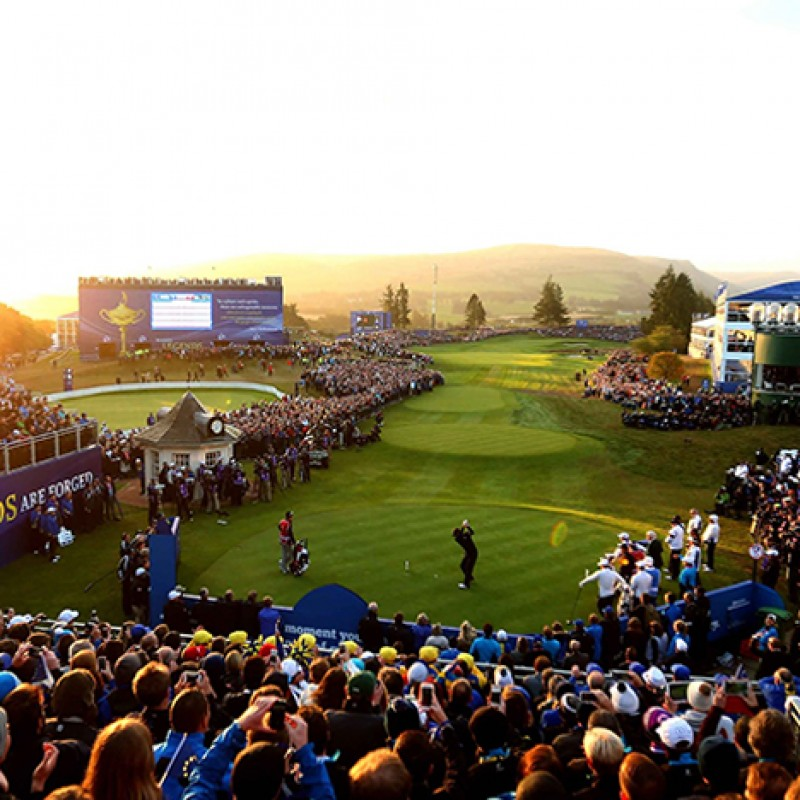 Experience the 2018 Ryder Cup in France