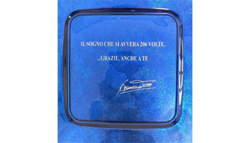 Francesco Edition 206 Di Limited Totti Goal Cofanetto Charitystars CxWQerdBoE