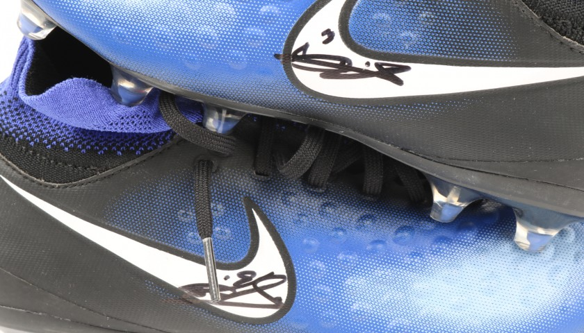 Leonardo Bonucci's Signed Nike Magista Boots