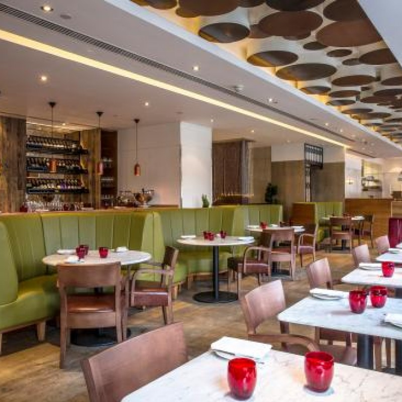 Private Dining for 10 at Gordon Ramsay's Maze Grill