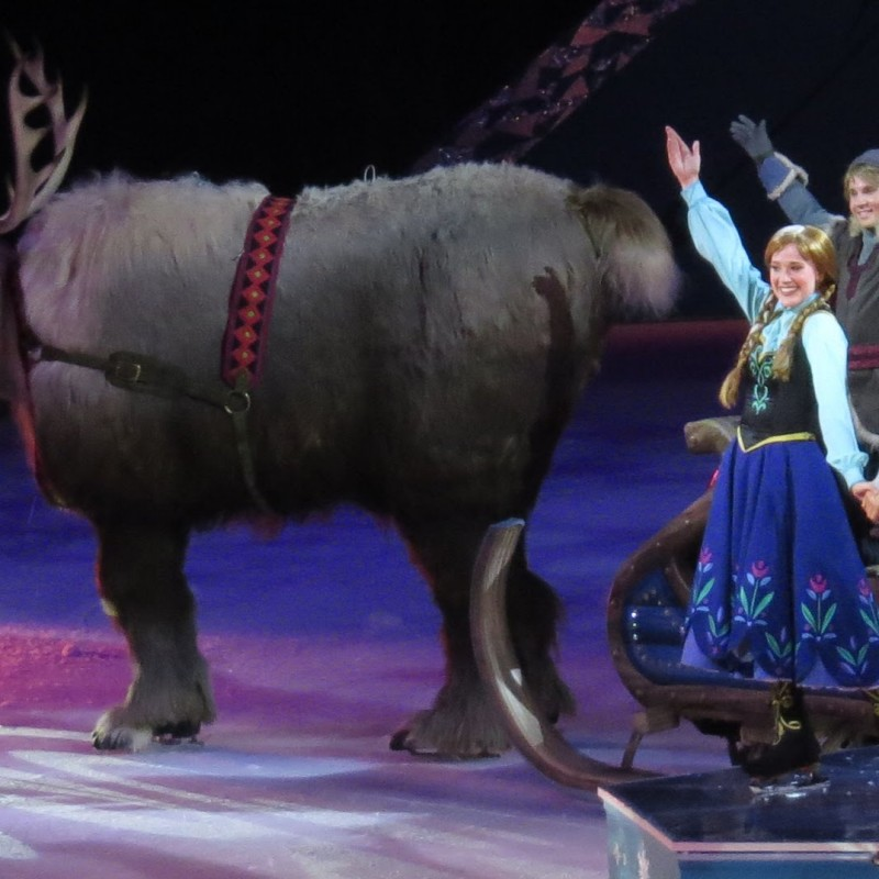 "Four VIP Suite Tickets for ""Disney on Ice Presents: Frozen"" at the O2 Arena"