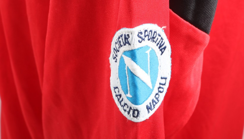 Garella's Match-Issued/Worn Napoli Shirt, 1987/88