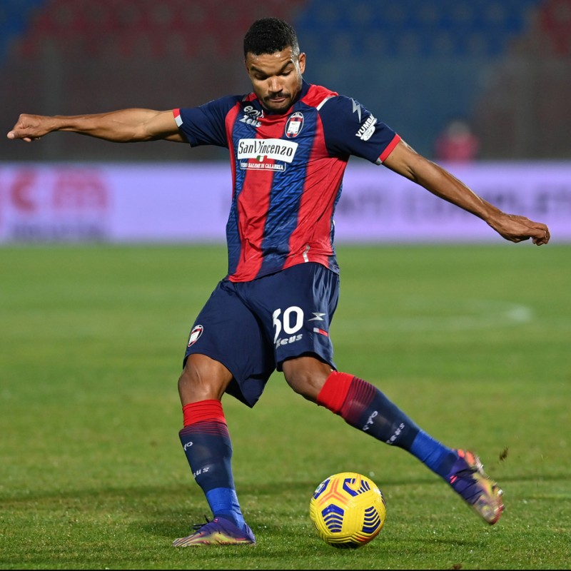 Messias' Match Shirt, Crotone-Spezia 2020