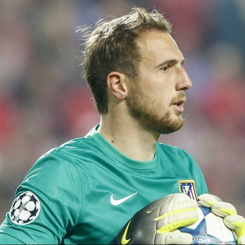 Oblak's Match Shirt, Benfica-Atletico Madrid 2015