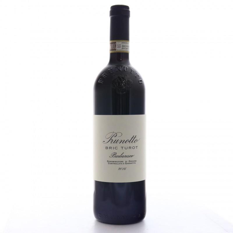 3 Bottles of Prunotto Bric Turot Barbaresco 2016