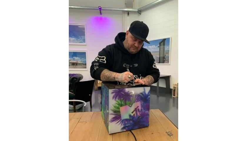 Jake La Furia Signed MTV Box