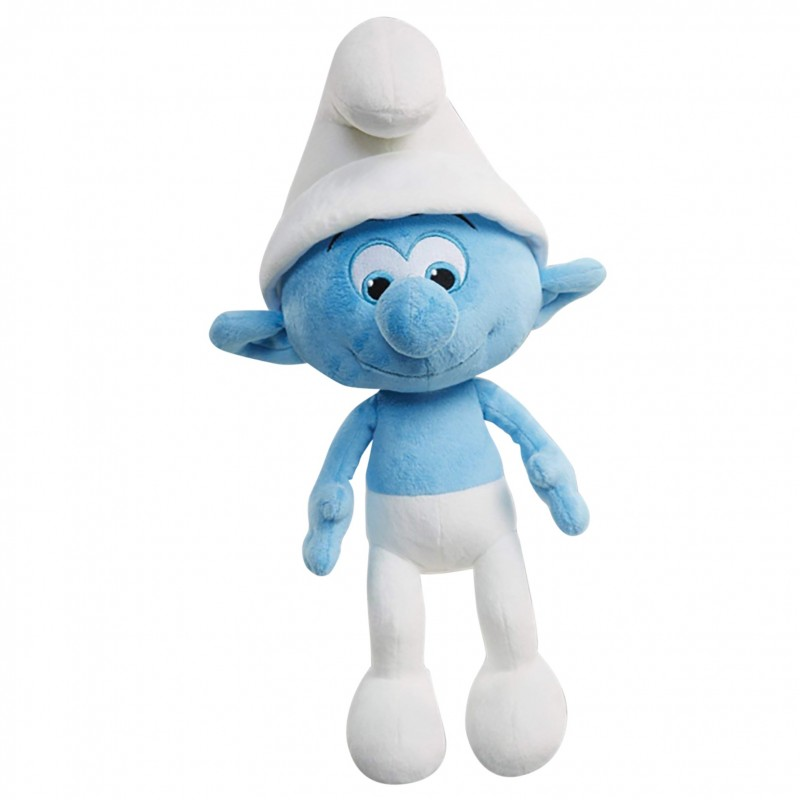 Receive a Stuffed Smurf