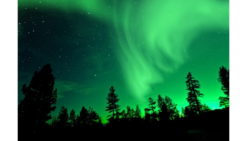 Enjoy The Northern Lights in Canada