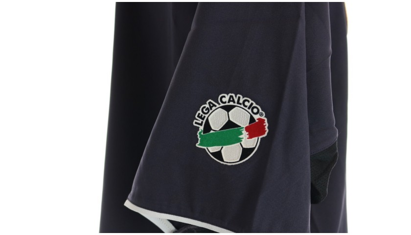 Iuliano's Juventus Match Shirt, TIM Cup 2003/04