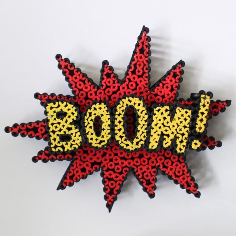 """Boom!"" by Alessandro Padovan"