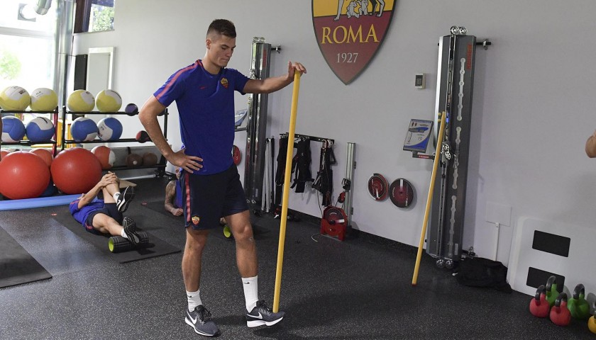 Attend an A.S. Roma Training Session and Meet the Players