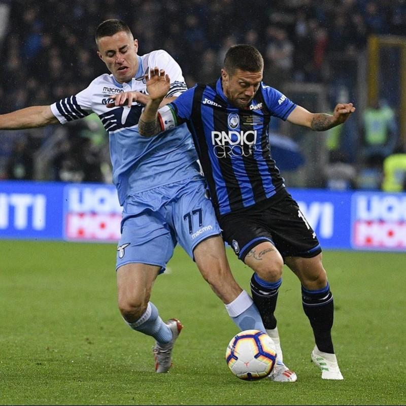 Papu Gomez's Match-Issue Shirt, Atalanta-Lazio, TIM Cup Final 2019