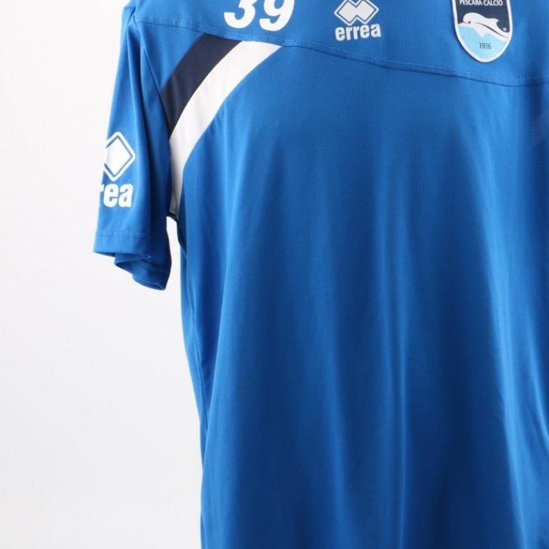 Pescara training shirt, Serie B 2014/2015