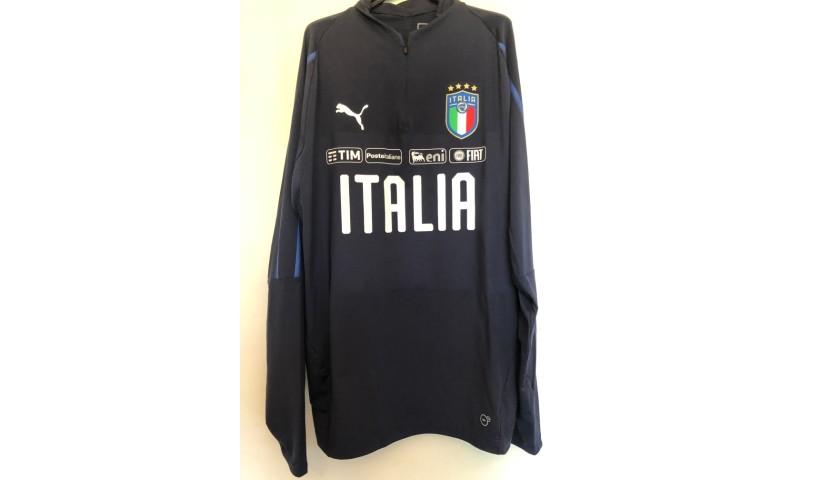 Italy Football Training Sweatshirt, 2018/20 Season