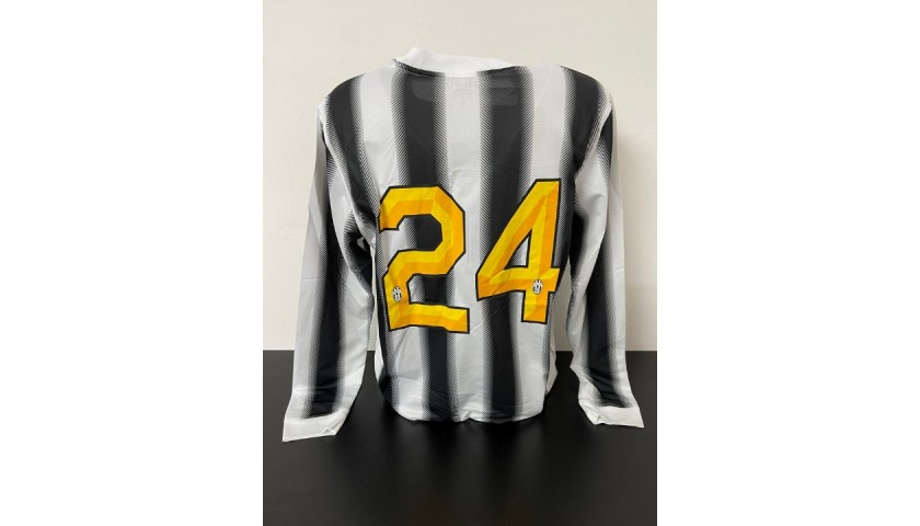 Juventus Youth Match Shirt, 2011/12