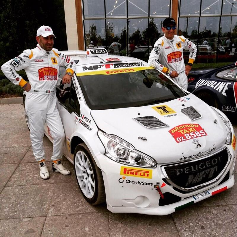 Rally Experience with Champion Gian Maria Gabbiani