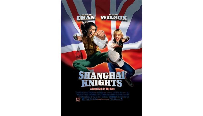 """Sword from Jackie Chan's """"Shanghai Knights"""""""
