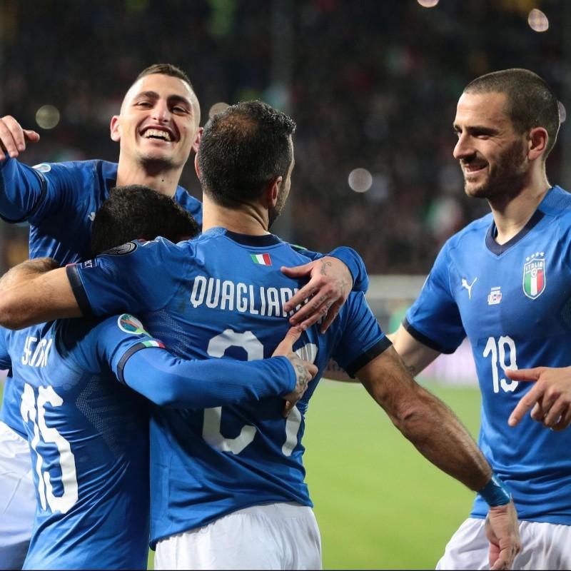 Enjoy the Italy-Bosnia-Herzegovina Match from the Tribuna d'Onore + Stadium Tour