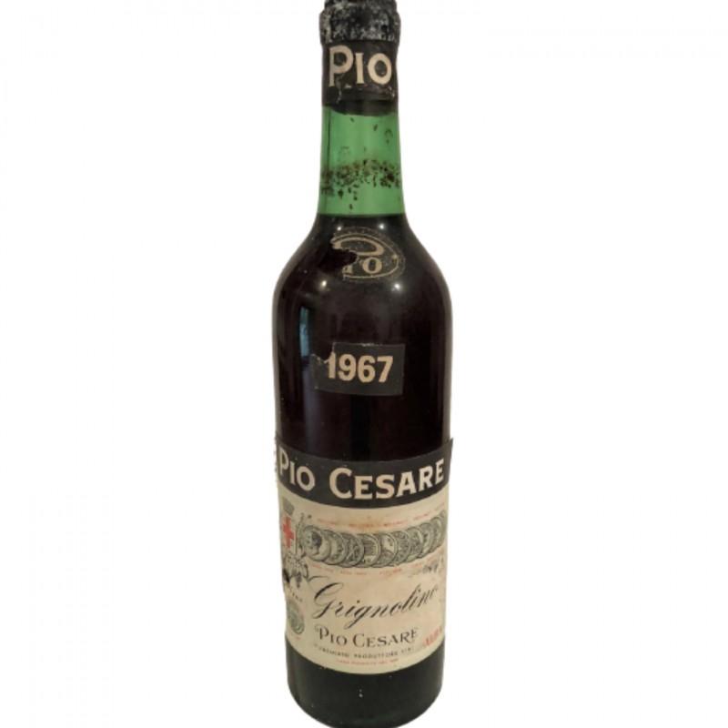 Bottle of Grignolino, 1967 - Pio Cesare