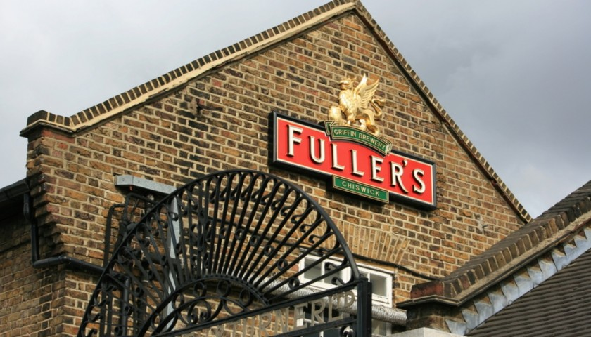 14 - Fullers Brewery Tour for Four