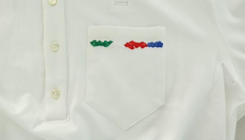 Federico Bernardeschi's Ermanno Scervino Polo Shirt
