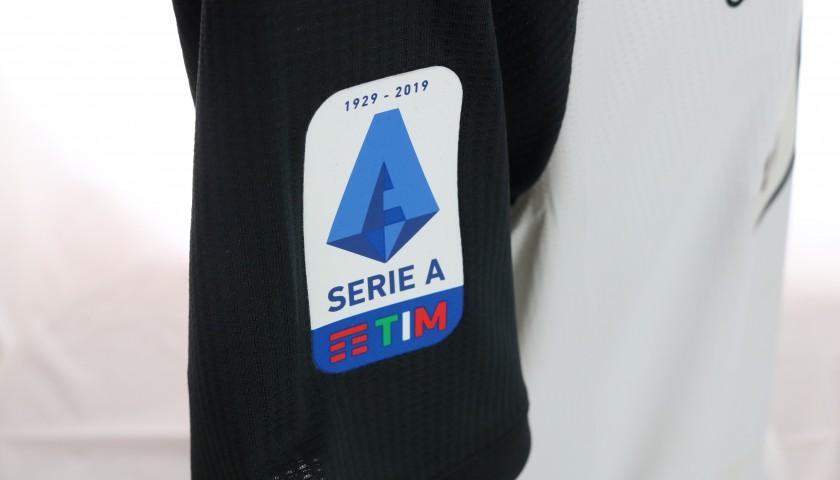 Maglia Matuidi indossata Juventus-Milan 2019 - UNWASHED