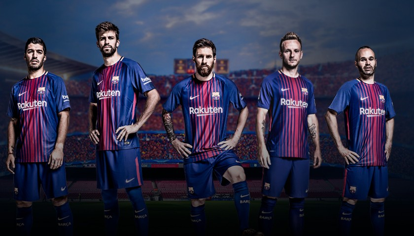 Join FC Barcelona for a VIP experience at Camp Nou
