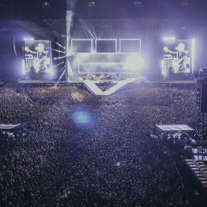 Occupa i posti VIP di Alejandro Sanz allo show di Washington, DC