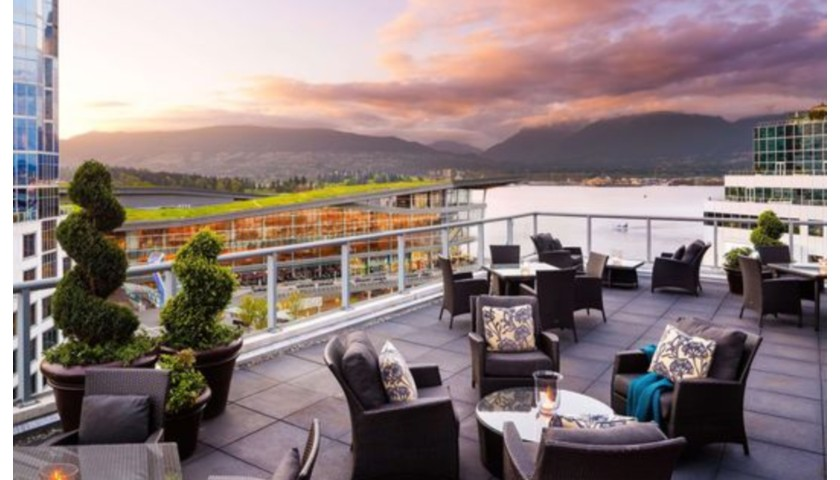 5-Night Suite Stay at Choice of Fairmont Canadian Resorts