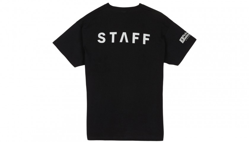 Staff T-Shirts from the Vasco Rossi, Jovanotti and Ligabue Tours
