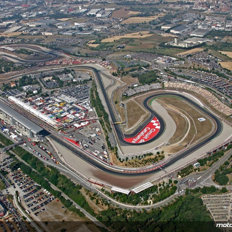 MotoGP™ Race Weekend in Catalunya with Paddock Passes and Podium Ceremony