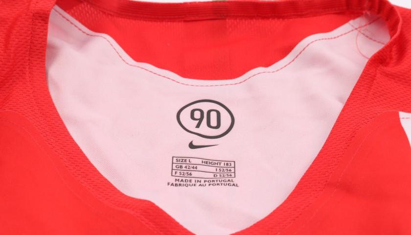 Olivera's Juventus Match-Issue/Worn Shirt, 2005/06