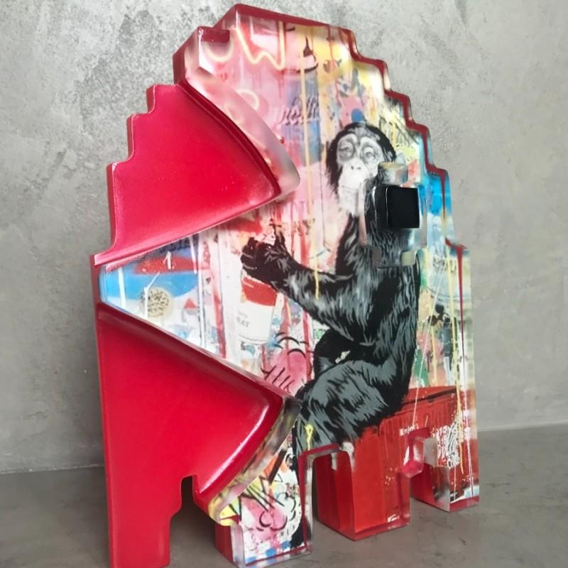 Art-cade Bites Monkey - Score 011 - Simone Fabbri